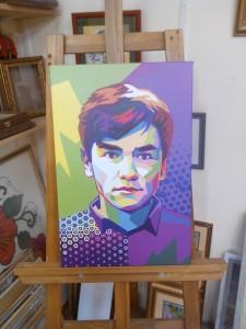 WPAP портрет на заказ