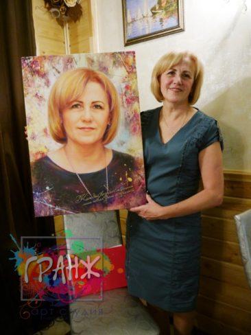 Портрет на заказ Иркутск