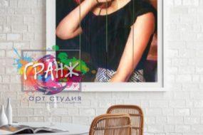 Картины на досках купить в стиле лофт Иркутск