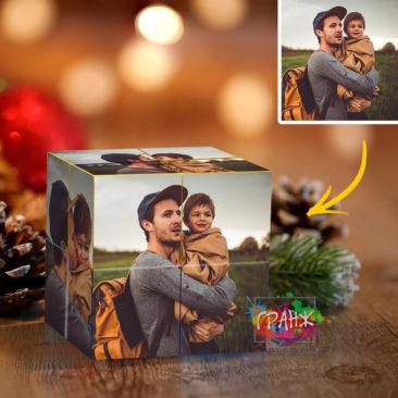 Фотокубик трансформер, купить в подарок Иркутск